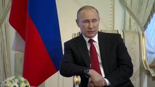 В.Путин выразил соболезнования. Взрыв в метро в Санкт Петербурге 03.04.17