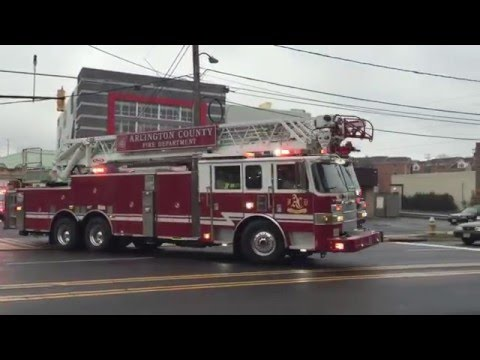 Fire Department Response Compilation BEST of 2015