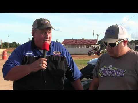 Stinger Championship Points Race @ Southern Raceway 9-29-18