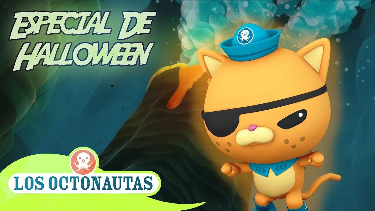 Los Octonautas Oficial en Español - Los Hermanos Borrón | Criaturas Del Fondo Del Oceano