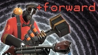 TF2: Plus Forward Pyro [Live]