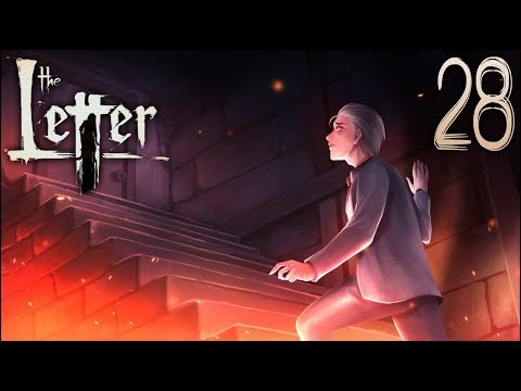 CHAPTER 7'S + TRUE ENDINGS | The Letter (Horror Visual Novel) - Part 28 [FINALE] | Flare Let's Play