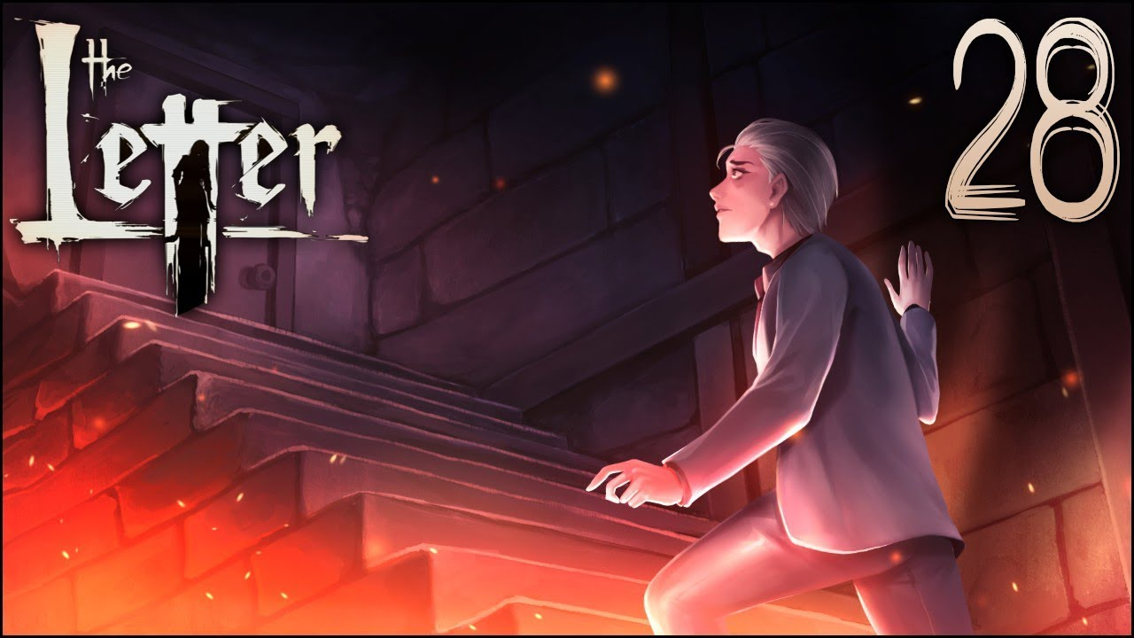 CHAPTER 7'S + TRUE ENDINGS | The Letter (Horror Visual Novel