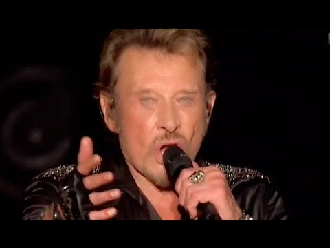 Johnny Hallyday: Quand on n'a que l'amour (Lyrics)
