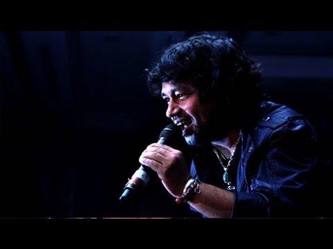 Kailash Kher Live Performance 'Rang Deeni' - 'Drishti' Festival NM College