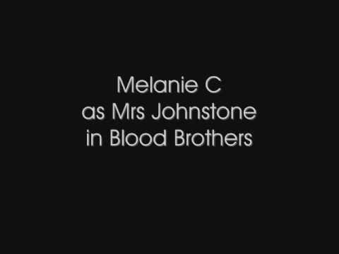 Melanie C as Mrs Johnstone in Blood Brothers - Bright New Day
