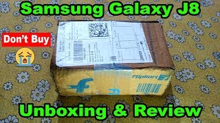 Samsung Galaxy J8 Unboxing and Review -The Best Camera Phone??