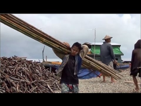 Ethnic Tension Bad for Bamboo Business