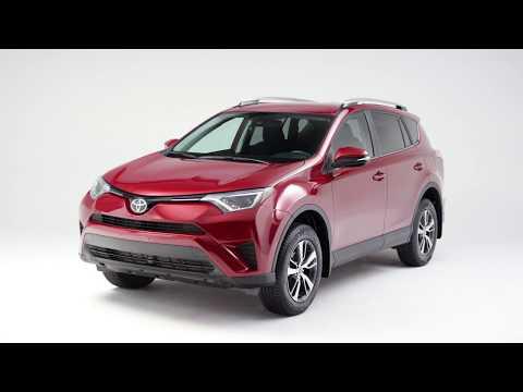 2018 Toyota RAV4 vs. CR-V Comparison