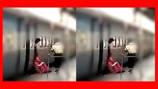 Dramatic! Railway engineer saves woman passenger from accident in Bhubaneswar