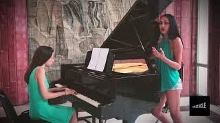 Azis - Motel   Азис - Мотел (Kristina Doncheva & Mila Savova acoustic cover)