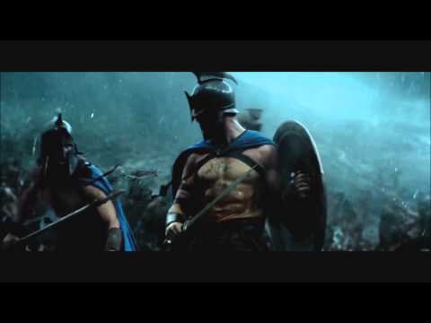 300: Rise of an Empire first battle scene...