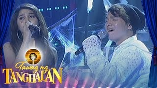Tawag ng Tanghalan: Mariel Montellano and Sam Mangubat's rendition of Celine Dion's Immortality