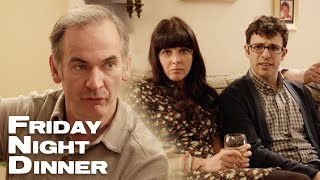 How To Get Away With Murder According To Martin | Friday Night Dinner