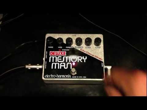 Deluxe Memory Man XO Analog Delay