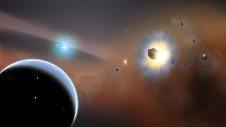 NASA | Colliding Comets Hint at Unseen Exoplanet