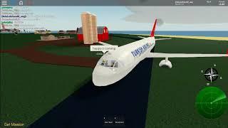 ROBLOX Turkish Airlines Flight 1951 crash