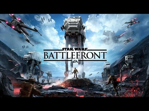 Star Wars Battlefront with Aaron and Emre - GameSocietyPimps