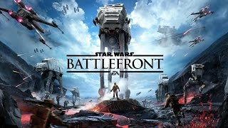Live Star Wars Battlefront with Aaron and Emre - (Giveaways!)