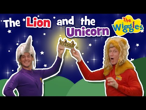 The Wiggles: The Lion and the Unicorn | The Wiggles Nursery Rhymes 2