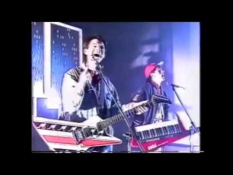 Pseudo Echo performing 'Funkytown' on Hey Hey It's Saturday 1987