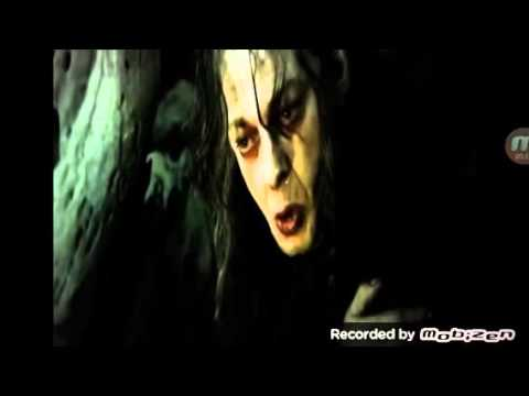 the Lord of the rings gollum transformation