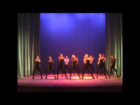 Танец Bludfire
