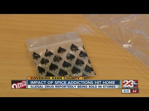 Spice still affecting Kern County families