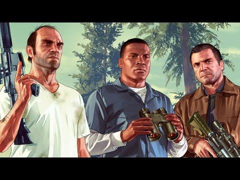 Grand Theft Auto 5 - Наконец-то на ПК! (Обзор)