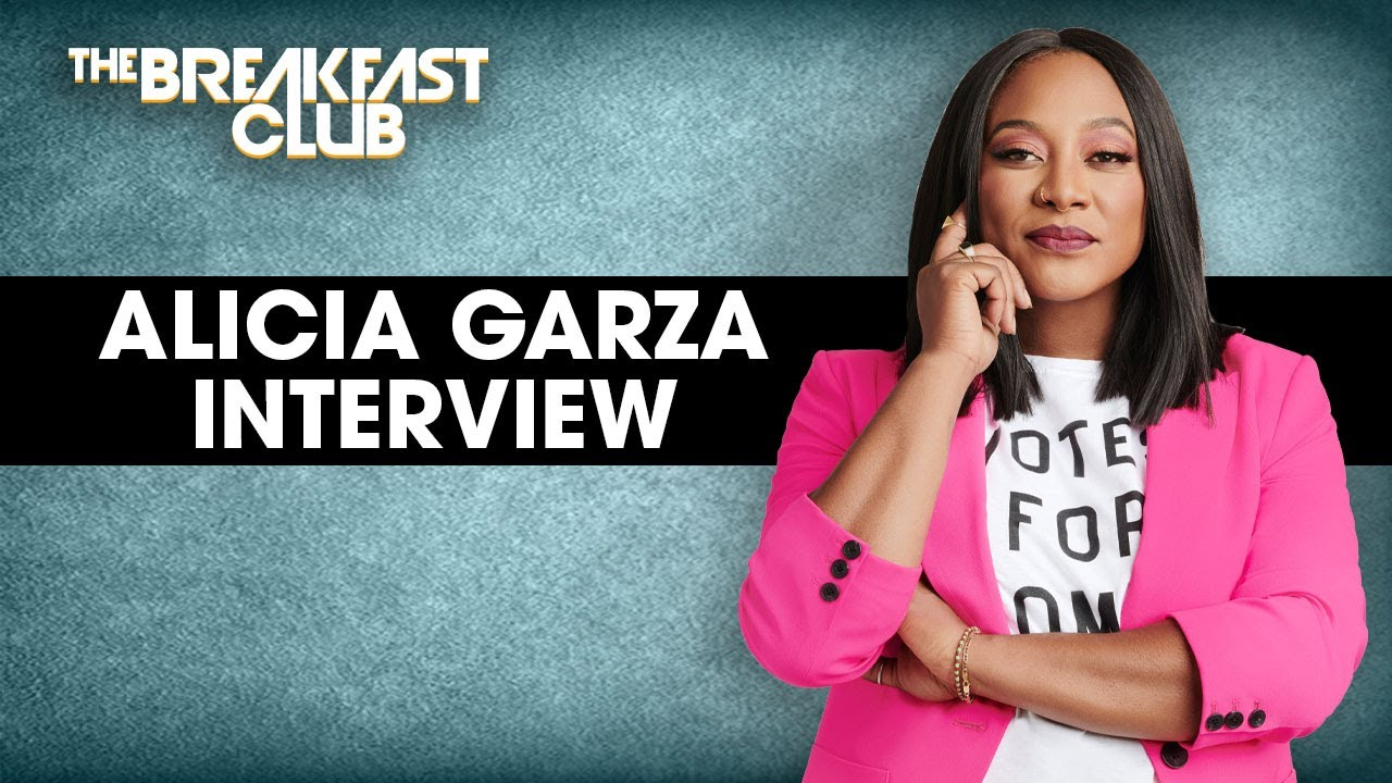 Alicia Garza On 'The Purpose Of Power', Creating Social Change Beyond #BlackLivesMatter + More