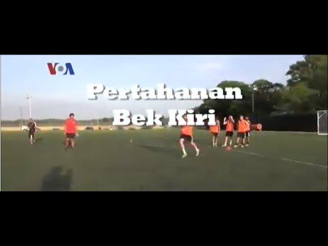 Tutorial Bola: Pertahanan Bek Kiri
