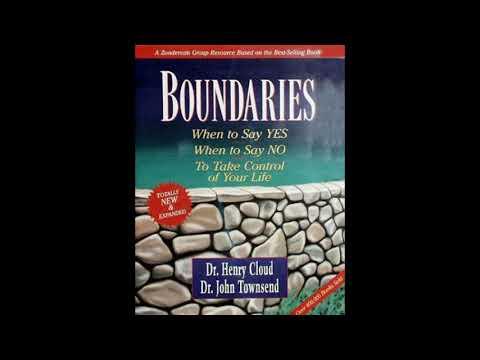 3: The Laws Of Boundaries Pt1. Boundaries Cloud Townsend VHS Audio Rip