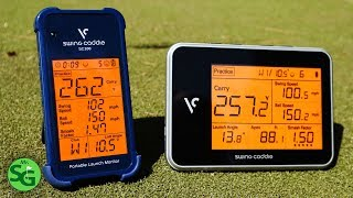 Swing Caddie SC 200 vs Swing Caddie SC 300 - Which One is Better?