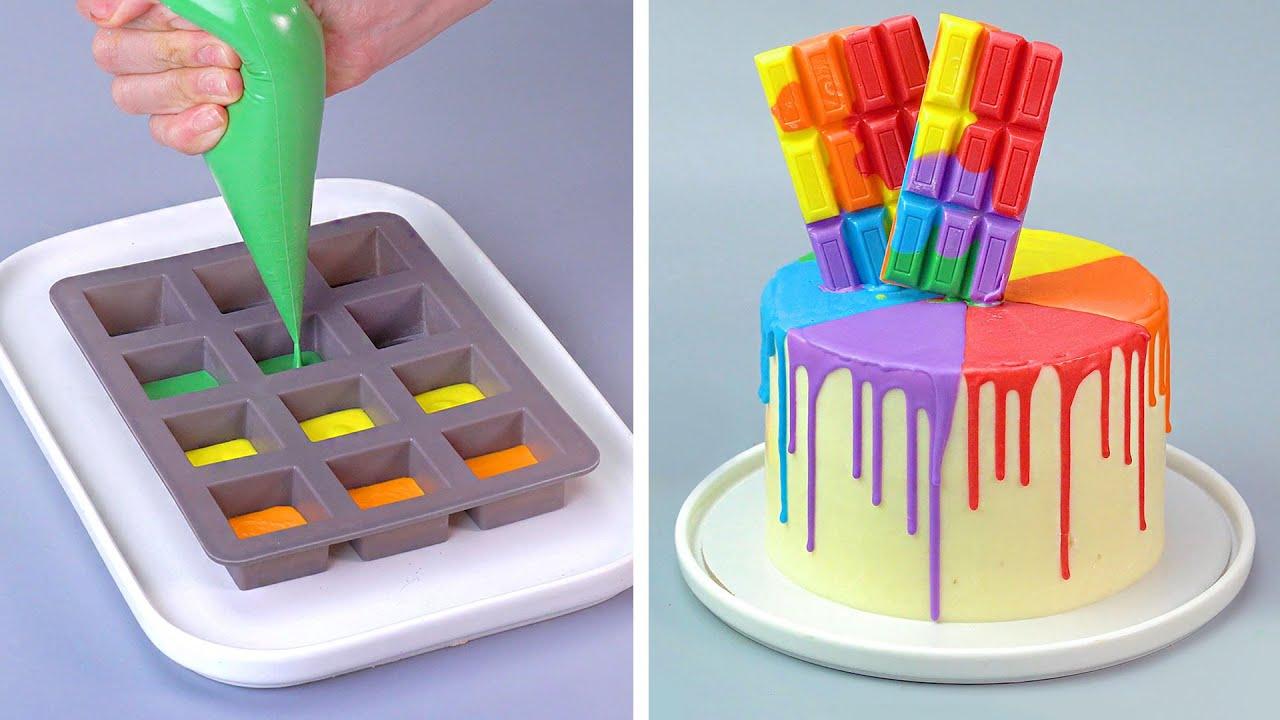 Indulgent Chocolate Cake Recipes You'll Love | Creative Chocolate Cake Decorating Ideas