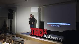 Le sens des responsabilités au travail | Guillaume Lasjuilliarias | TEDxUSMBAnnecy