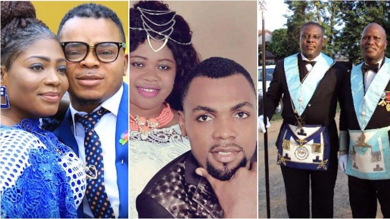 Rev Obofour, Obinim Secret illuminati FreeMason Meeting Exposed!