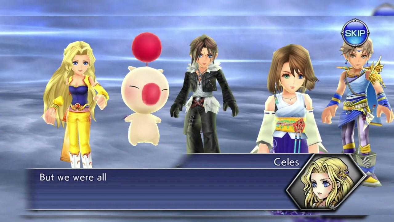Dissidia Final Fantasy Opera Omnia #29