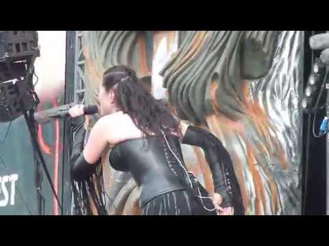 Within Temptation : Dangerous @ Download Festival 2014