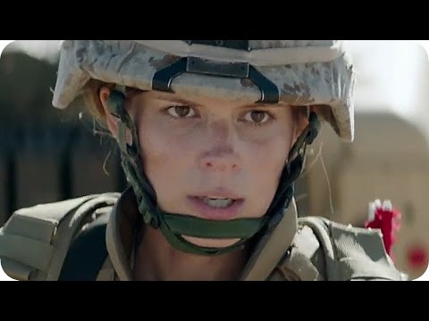 MEGAN LEAVEY Trailer (2017) Kate Mara Movie