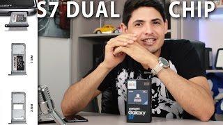GALAXY S7 DUAL CHIP NO BRASIL - G930FD || COMO CONSEGUIR?