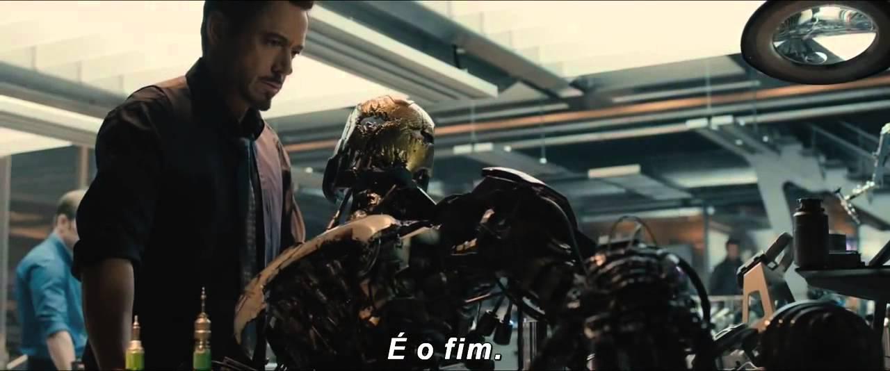 Teaser Trailer Vingadores Era de Ultron