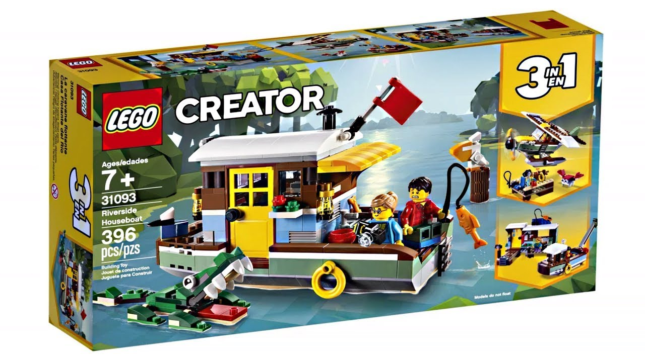 lego creator 2019 sets there 39 s one i love but that 39 s it. Black Bedroom Furniture Sets. Home Design Ideas