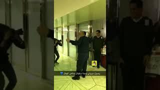 Gran recibimiento a Ezequiel Cerutti en Arabia Saudita