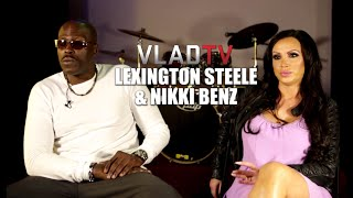 vuclip Nikki Benz Talks to Lex Steele About Co-Stars Being Too Endowed