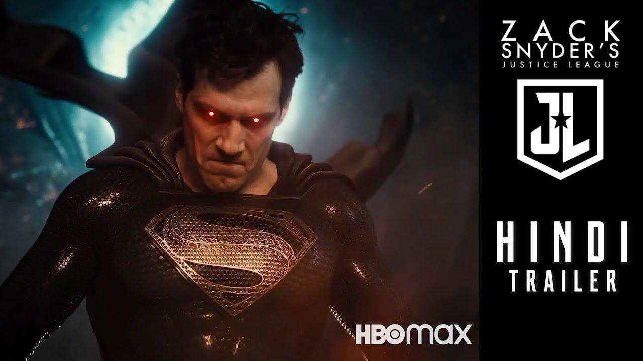 Zack Snyder's Justice League   HINDI Trailer (FAN DUBBED)