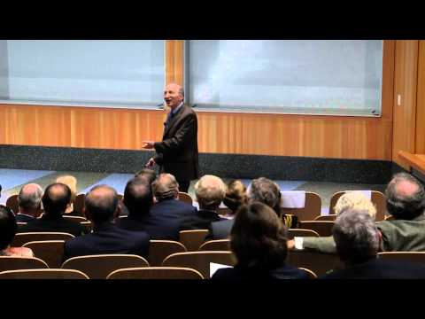 Hewlett Challenge Celebration: Saul Perlmutter - YouTube