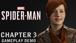 Marvel's Spider-Man PS4 - Chapter 3: Investigative Journalist