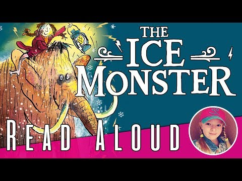 The Ice Monster Chapter 1 - 2  & 3  - David Walliams