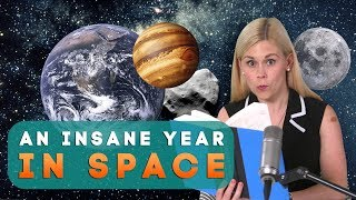 The biggest space stories of 2018 | Watch This Space