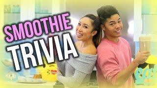 Smoothie Trivia Challenge w/ D-Trix!